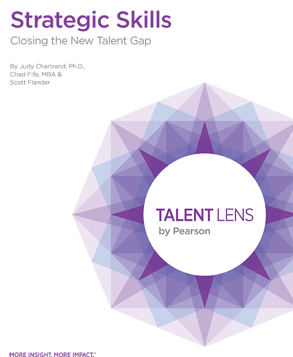 Strategic Skills – Closing the New Talent Gap
